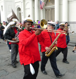 Treme Brass Band Leads the Way