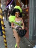 Bianca del Rio on Bourbon Street