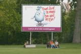 Sign in Vondelpark
