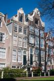 Begijnhof courtyard view