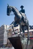 Whoa horsey! Hiya, Queenie!