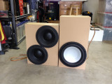 Subwoofer candidates: (2) Peerless XLS vs. DIYMA R12
