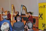 PRESSE: Harfenmusik mit Mag. Leibbrand-Kügerl