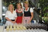 Charmante Weinbegleitung