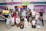 NEST+m 5th Grade Latin Civilization Celebration with Shelby's Class 2012-03-06