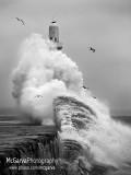 High Tide BW