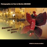 Flâneries au Miroir  Martigues 2011  seen by Martine et Paul MEUNIER