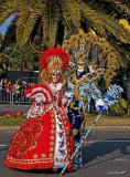 BATAILLE DE FLEURS NICE 2012