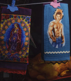 Sacred and Profain SanteFe, New Mexico - January, 2012