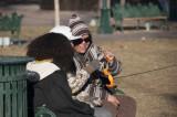 Orange'ya Glad SanteFe, New Mexico - January, 2012