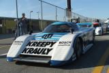 1984 March 83G - Porsche Sarel van der Merwe/Graham Duxbury/Tony Martin