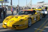 2001 Chevrolet Corvette C5-R Johnny O'Connell/Ron Fellows/Chris Kneifel/Franck Fréon