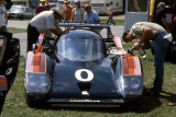 DNS Lola T600 #HU6 - Chevrolet