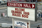 COLUMBUS FORD DEALERS 500  1986