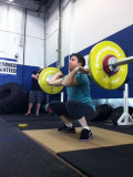 Clean and jerk 51 kg