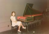 UGA sophomore recital 1988