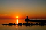 Sunrise in Duluth