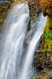 Manabezho Falls, close up