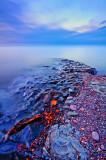 Lake Superior, last light 1