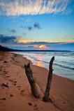 Lake Superior, sunset