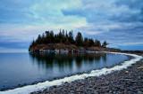 Ellingsen Island, Lake Superior