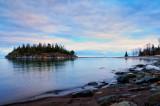 Ellingsen Island, Lake Superior 2