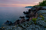 Lake Superior evening