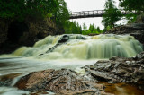 Fifth Falls w. bridge