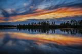 Sunset at Chippewa Flowage 2