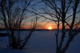 Sunset at the Chippewa Flowage
