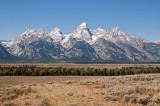 Teton Mts WY
