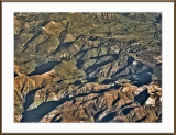 Love the textures and colors in the mountains...