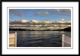 Stockholm...Views from the ferry boat...