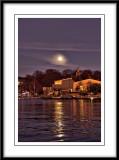 moonlight reflections...
