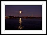 a last look at the beautiful moonlit scene...