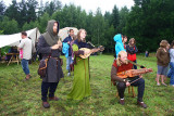 Performers of antique music