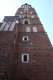 St. Mary Basilica's Tower