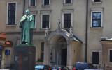 All Saints Square - Statue of Jozef Ditel