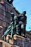 Monument of Battle under Grunwald