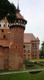 Architecture of Malbork Castle
