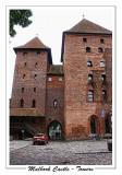 Malbork Castle - Towers