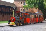 Train for tourists