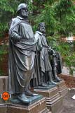 Siegfried von Feuchtwangen, Winrich von Kniprode, Albrecht Hohenzollern