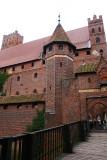 Malbork Castle - Gate