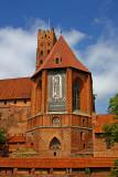Malbork Castle's Towers