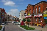 Malbork - Tadeusza Kosciuszki street