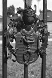 Coat of arms - The Palace of Potocki's Family - Radzyn Podlaski
