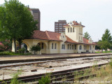 Old and Present Oklahoma Depots.....