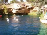The Blue Hole at Santa Rosa, New Mexico