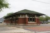 Ex-ATSF depot  Eureka KS 001.jpg
